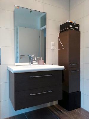 Bad und g ste wc for Bad komplettsanierung